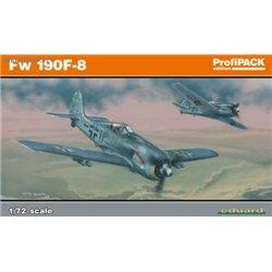 Fw 190F-8 - 1/72 kit