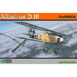 Albatros D.III  PROFIPACK - 1/48 kit