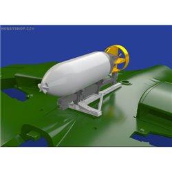 Spitfire 500lb bomb set - 1/72 update set