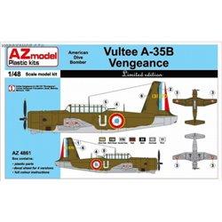 Vultee A-35B Vengeance Limited - 1/48 kit