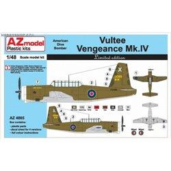 Vultee Vengeance Mk.IV Limited - 1/48 kit