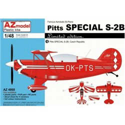 Pitts Special S-2B Limited - 1/48 kit