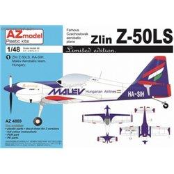 Zlin Z-50L Limited - 1/48 kit