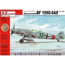 Bf 109G-6AS Höhenjäger - 1/72 kit