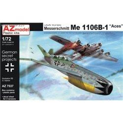 Me 1106B-1 Aces - 1/72 kit