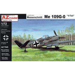 Me 109G-0 V48 - 1/72 kit