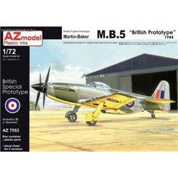 Martin Baker MB.5 Prototype - 1/72 kit