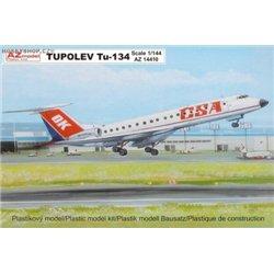 Tupolev Tu-134A - 1/144 kit