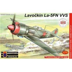 Lavočkin La-5FN VVS - 1/72 kit