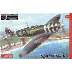 Supermarine Spitfire Mk.VB Early RAF - 1/72 kit