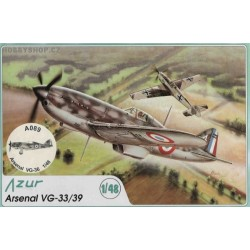 Arsenal VG 36 Limited - 1/48 kit