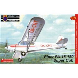 Piper PA-18-150 Super Cub - 1/72 kit