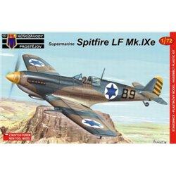 Supermarine Spitfire Mk.IXE Israel - 1/72 kit