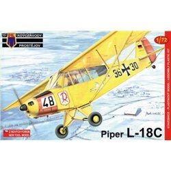 Piper L-18C - 1/72 kit
