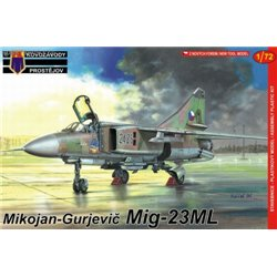 Mig-23ML - 1/72 kit