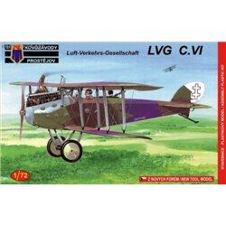 LVG C.VI Lithuanian - 1/72 kit