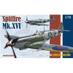 Spitfire Mk.XVI Dual Combo - 1/72 kit
