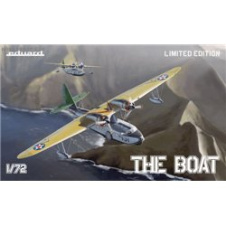 The Boat - 1/72 kit