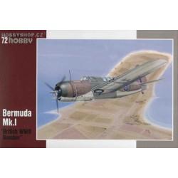Bermuda Mk.I - 1/72 kit