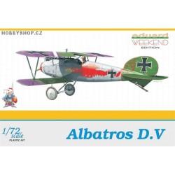 Albatros D.V Weekend - 1/72 kit