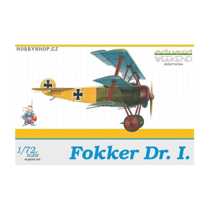 Fokker Dr.I Weekend - 1/72 kit
