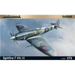 Spitfire F Mk.IX ProfiPACK - 1/72 kit