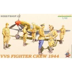 VVS Fighter Crew 1944 - 1/48 figures