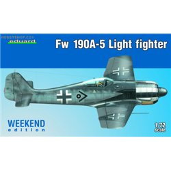 Fw 190A-5 Light Fighter (2 cannons) Weekend - 1/72 kit