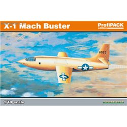 X-1 Mach Buster ProfiPACK - 1/48 kit