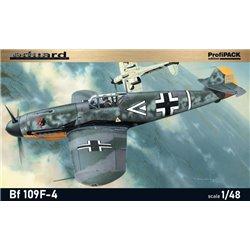 Bf 109F-4 ProfiPACK - 1/48 kit