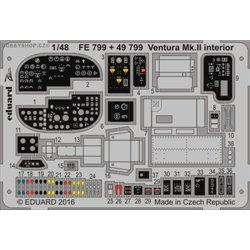Ventura Mk.II - 1/48 leptaný set