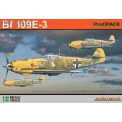 Bf 109E-3 PROFIPACK - 1/32 kit
