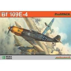 Bf 109E-4 - 1/32 kit