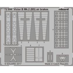 Victor B Mk.2 (BS) air brakes - 1/72 Fotoleptaný set