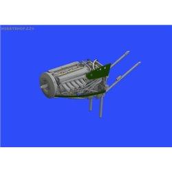 Mosquito FB Mk.VI engines - 1/32 doplňkový set