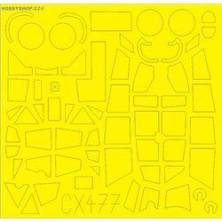 Do 17Z-2 - 1/72 Maska