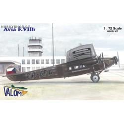 Avia F.VIIb/3m - 1/72 kit