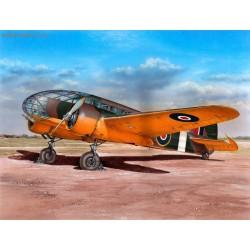 Caproni Ca.311 Foreign Service - 1/72 kit