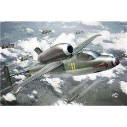 Heinkel He-162A - 1/144 kit