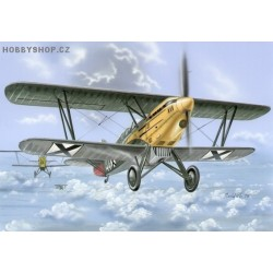 Avia B-534 IV. version - 5. series - 1/72 kit