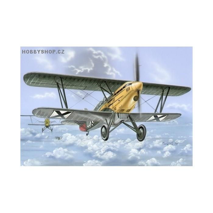 Avia B-534 IV. version - 5. series - 1/72 kit