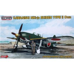 Kawanishi N1K1-Jb Shiden/George  - 1/72 kit