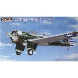 Curtiss-Wright CW-19R China - 1/72 kit