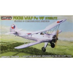 Focke-Wulf Fw 44F Slovak & Czechoslovak - 1/72 kit