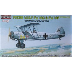Focke-Wulf Fw 44D/F German Hi-Kit - 1/72 kit