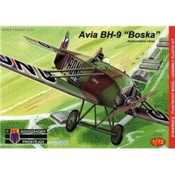 Avia BH-9 Boska Oneseater - 1/72 kit