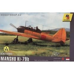 Manshu Ki-79 b Trainer - 1/72 kit