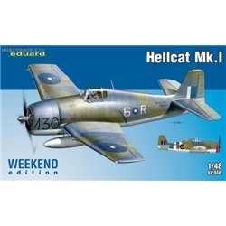 Hellcat Mk.I Weekend - 1/48 kit