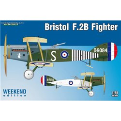Bristol F.2B Fighter - 1/48 kit