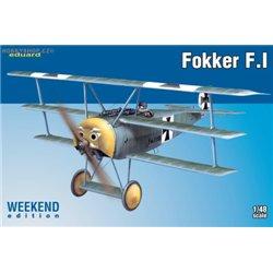 Fokker F.I - 1/48 kit